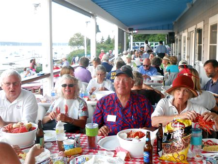 Clambake_2014-Pattons_and_McFarlands_enjoying_lobster_dinner_1813133477-1